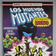 Cómics: NUEVOS MUTANTES - MARVEL TWO IN ONE - Nº 47 - VOLUMEN 1 - V1 - FORUM. Lote 202648911