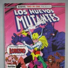 Cómics: NUEVOS MUTANTES - MARVEL TWO IN ONE - Nº 48 - VOLUMEN 1 - V1 - FORUM. Lote 202648955
