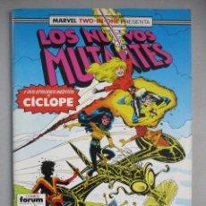 Cómics: NUEVOS MUTANTES - MARVEL TWO IN ONE - Nº 54 - VOLUMEN 1 - V1 - FORUM. Lote 202649022