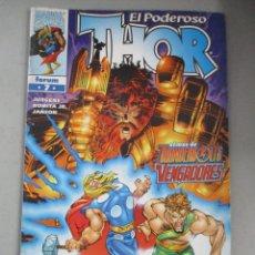 Cómics: EL PODEROSO THOR - Nº 7 - V 4 - VOLUMEN IV - FORUM. Lote 202650941
