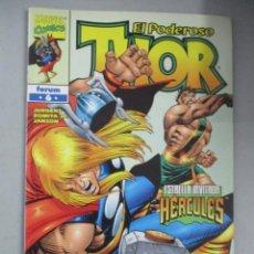 Cómics: EL PODEROSO THOR - Nº 6 - V 4 - VOLUMEN IV - FORUM. Lote 202651006