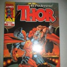 Cómics: EL PODEROSO THOR - Nº 36 - V 4 - VOLUMEN IV - FORUM. Lote 202651686