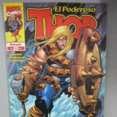 Cómics: EL PODEROSO THOR - Nº 25 - V 4 - VOLUMEN IV - FORUM. Lote 202652505