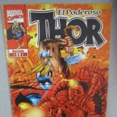 Cómics: EL PODEROSO THOR - Nº 11 - V 4 - VOLUMEN IV - FORUM. Lote 202652826