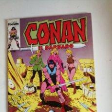Cómics: CONAN EL BARBARO 52 FORUM. Lote 202691862