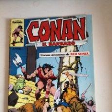 Cómics: CONAN EL BARBARO FORUM N,108. Lote 202699513