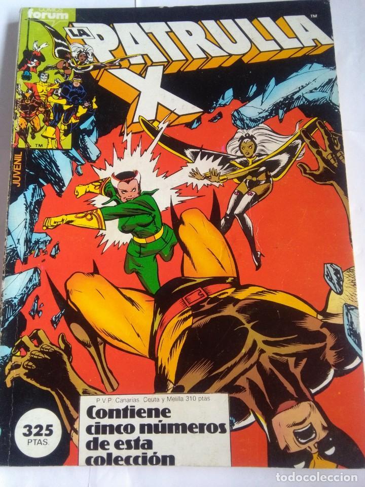 PATRULLA X 16 AL 20 (Tebeos y Comics - Forum - Retapados)