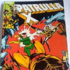 Cómics: PATRULLA X 16 AL 20. Lote 202759465