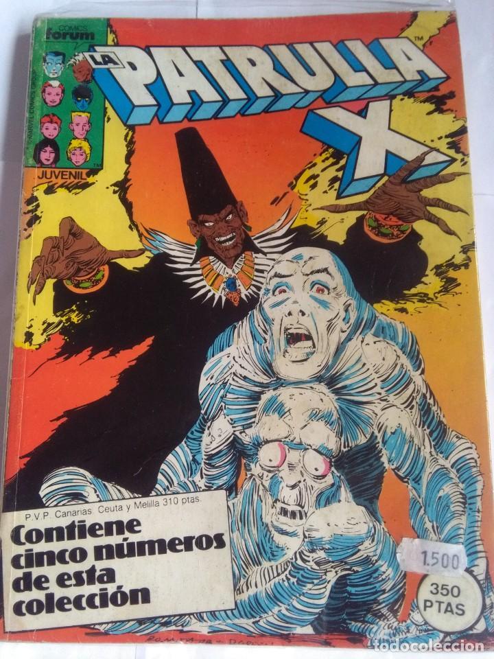 PATRULLA X 37 AL 41 (Tebeos y Comics - Forum - Retapados)