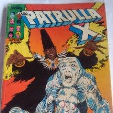 Cómics: PATRULLA X 37 AL 41. Lote 202759907
