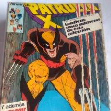 Cómics: PATRULLA X 57 AL 61. Lote 202760343