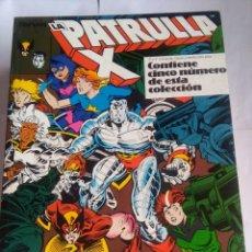 Cómics: PATRULLA X 82 AL 86. Lote 202760570