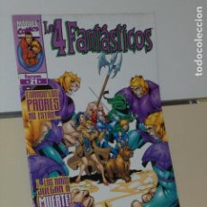 Fumetti: MARVEL HEROES RETURN LOS 4 FANTASTICOS VOL. 3 Nº 21 - FORUM. Lote 202885646