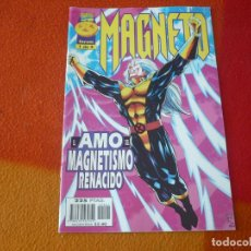 Comics: MAGNETO Nº 1 ( MILLIGAN KELLEY JONES ) MUY BUEN ESTADO! FORUM MARVEL. Lote 202940375