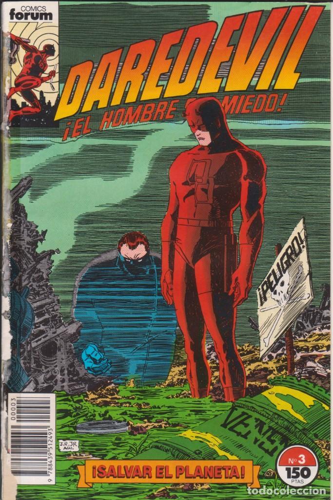 CÓMIC ¨ DAREDEVIL ´ Nº 3 ED.PLANETA / FORUM FRMTO. AMERICANO (Tebeos y Comics - Forum - Otros Forum)
