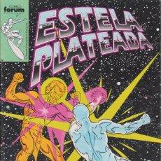 Cómics: CÓMIC ` ESTELA PLATEADA ´ Nº 3 ED.PLANETA / FORUM FRMTO. AMERICANO. Lote 202995127