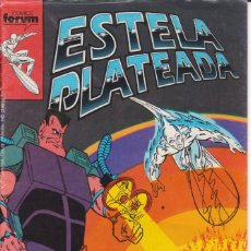 Cómics: CÓMIC ` ESTELA PLATEADA ´ Nº 4 ED.PLANETA / FORUM FRMTO. AMERICANO. Lote 202995351