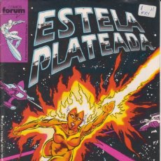Fumetti: CÓMIC ` ESTELA PLATEADA ´ Nº 9 ED.PLANETA / FORUM FRMTO. AMERICANO. Lote 203000766