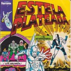 Fumetti: CÓMIC ` ESTELA PLATEADA ´ Nº 13 ED.PLANETA / FORUM FRMTO. AMERICANO. Lote 203002111