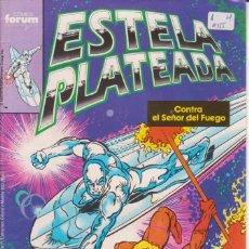 Fumetti: CÓMIC ` ESTELA PLATEADA ´ Nº 14 ED.PLANETA / FORUM FRMTO. AMERICANO. Lote 203002230