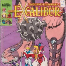 Cómics: CÓMIC ` EXCALIBUR ´ Nº 13 ED.PLANETA / FORUM FRMTO. AMERICANO. Lote 203003976