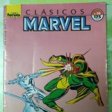 Cómics: TEBEOS COMICS CANDY - CLÁSICOS MARVEL 34 - FÓRUM- AA98. Lote 203068050