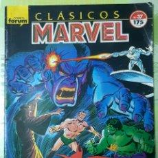 Cómics: TEBEOS COMICS CANDY - CLÁSICOS MARVEL 37 - FÓRUM- AA98. Lote 203068426
