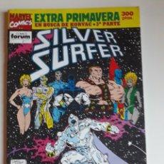 Cómics: SILVER SURFER. EXTRA PRIMAVERA. EN BUSCA DE KORVAC. Lote 203085976