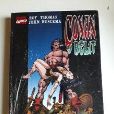 Cómics: CONAN Y BELIT. TOMO 3. ¡NUEVO Y PRECINTADO!. Lote 203185712