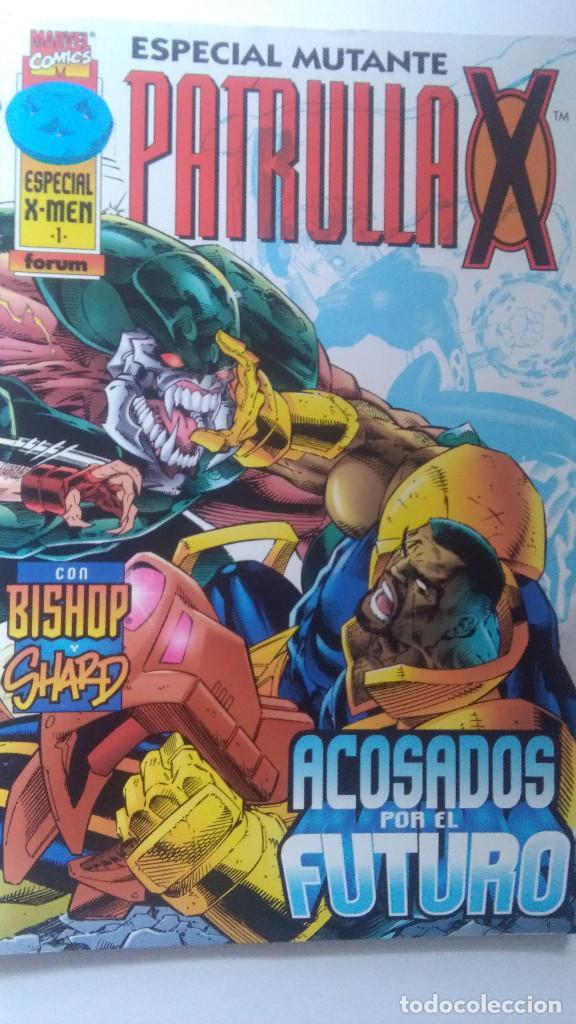 PATRULLA X ESPECIAL MUTANTES 1997 / Z (Tebeos y Comics - Forum - Patrulla X)