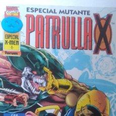 Cómics: PATRULLA X ESPECIAL MUTANTES 1997 / Z. Lote 203269603