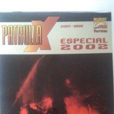 Cómics: PATRULLA X ESPECIAL 2002 / Z. Lote 242268465