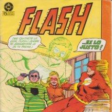 Cómics: CÓMIC ` FLASH ´ Nº 8 ED. ZINCO FRMTO. MAGAZINE 1984. Lote 203318432