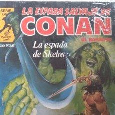 Cómics: SUPERCONAN 3 LOMO VERDE. Lote 203386267