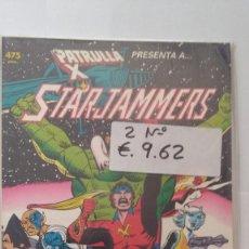 Comics : STARJAMMERS PRESTIGIOS COMPLETA # Z. Lote 203460568
