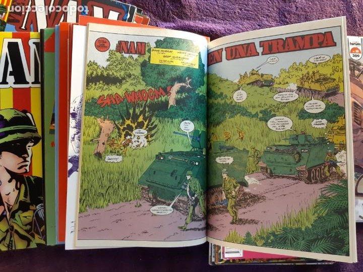 Cómics: VIETNAM COMPLETA EXCELENTE ESTADO SIN RETAPADOS - Foto 4 - 203507010
