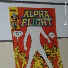 Comics: MARVEL ALPHA FLIGHT VOL. 1 Nº 21 - FORUM. Lote 203569652