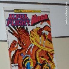 Fumetti: MARVEL TWO-IN-ONE PRESENTA ALPHA FLIGHT Y LA MASA VOL. 1 Nº 43 - FORUM. Lote 203580692