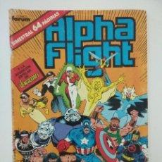 Cómics: ALPHA FLIGHT Nº 37 VOL. 1 - FORUM (1988) - BUEN ESTADO. Lote 203587410