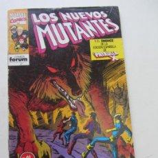 Comics : LOS NUEVOS MUTANTES VOL.1 Nº 61 FORUM MUCHOS MAS A LA VENTA MIRA FALTAS CX56. Lote 203592562