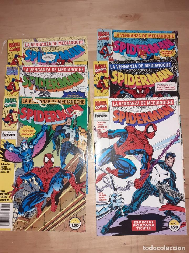SPIDERMAN LA VENGANZA DE MEDIANOCHE (Tebeos y Comics - Forum - Spiderman)