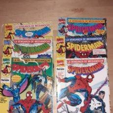 Cómics: SPIDERMAN LA VENGANZA DE MEDIANOCHE. Lote 237466890