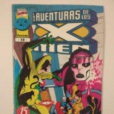 Cómics: LAS NUEVAS AVENTURAS DE LOS X-MEN VOL. 2 Nº 13 - FORUM - BUEN ESTADO. Lote 203627143