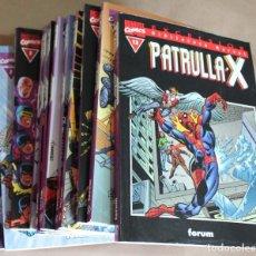 Cómics: BIBLIOTECA MARVEL - PATRULLA-X - 1 2 3 4 5 6 7 8 9 10 11 12 COMPLETA - PLANETA, FORUM - Y SUELTOS. Lote 118966799
