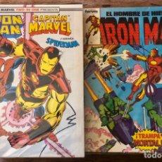 Cómics: IRON MAN, (FORUM).. Lote 203791895