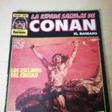 Cómics: LA ESPADA SALVAJE DE CONAN. NÚMERO 85.. Lote 203800780