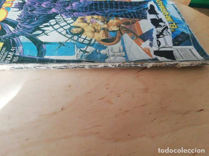 Cómics: La Espada salvaje de Conan. Número 41. Muy Deteriorado. - Foto 4 - 203803243