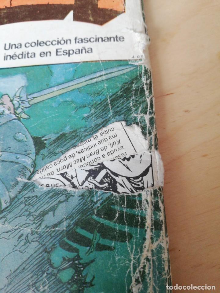 Cómics: La Espada salvaje de Conan. Número 41. Muy Deteriorado. - Foto 6 - 203803243