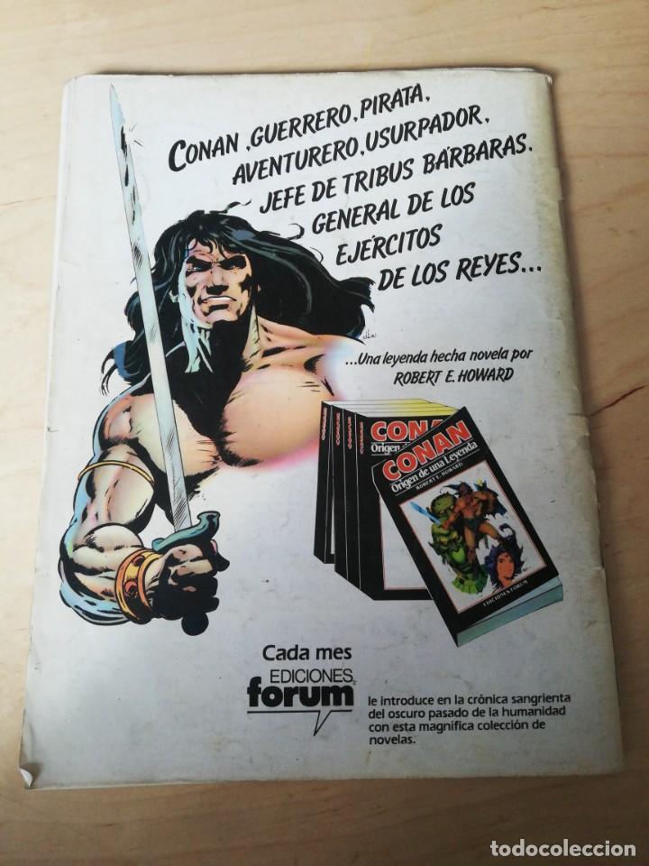 Cómics: La Espada salvaje de Conan. Número 26. Deteriorado. - Foto 2 - 203803871