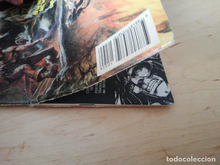 Cómics: La Espada salvaje de Conan. Número 26. Deteriorado. - Foto 4 - 203803871